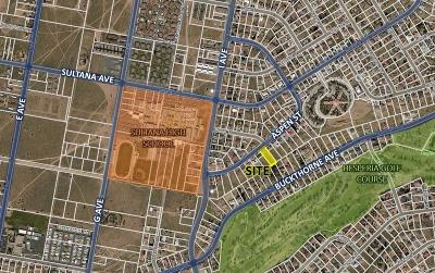 Hesperia Residential Lots & Land For Sale: 17467 Aspen Street