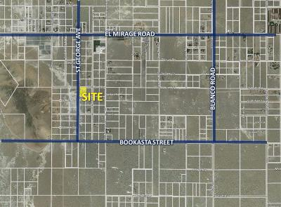 El Mirage Residential Lots & Land For Sale: St.george Avenue
