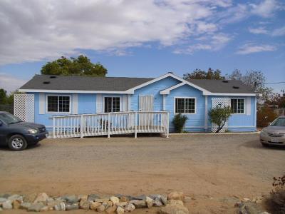 Phelan CA Single Family Home For Sale: $169,900