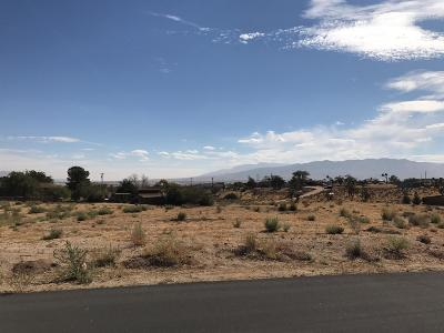 Hesperia Residential Lots & Land For Sale: Mesa Street