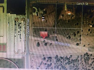 Oak Hills Residential Lots & Land For Sale: Rodeo Road