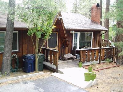 Wrightwood Single Family Home For Sale: 1406 Oriole Road