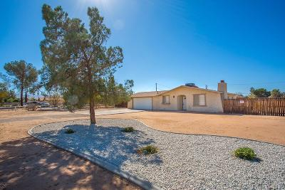 Apple Valley Single Family Home For Sale: 21323 Us Highway 18 Highway
