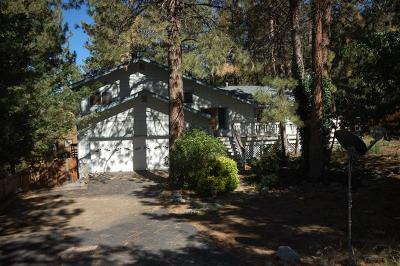 Wrightwood Single Family Home For Sale: 23316 Flume Drive