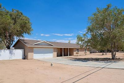 Hesperia Single Family Home For Sale: 15130 Sycamore Street