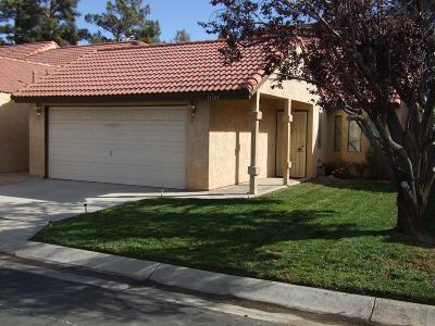 Apple Valley Single Family Home For Sale: 11647 Pepper Lane