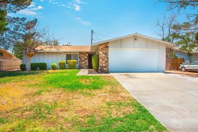 Victorville Single Family Home For Sale: 15924 Fresno Street