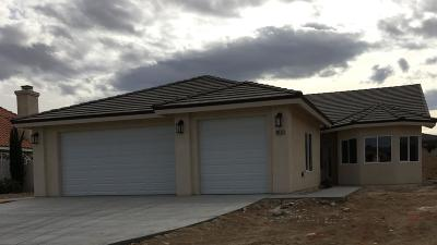 Victorville Single Family Home For Sale: 18575 Kalin Ranch Drive