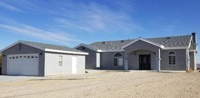 Barstow Single Family Home For Sale: 1051 Pine Avenue
