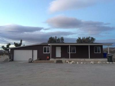 Apple Valley Single Family Home For Sale: 21226 Stoddard Wells Road