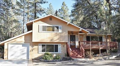 Wrightwood Single Family Home For Sale: 5509 Sheep Creek Road