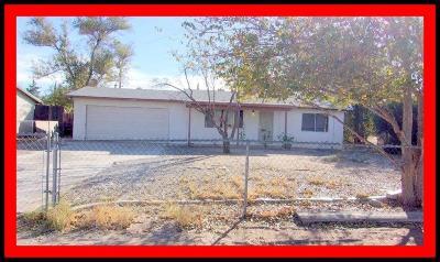 Hesperia Single Family Home For Sale: 16081 Vine Street