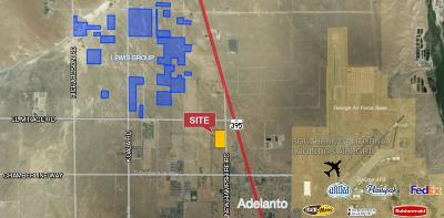 Adelanto Residential Lots & Land For Sale: New Hampshire Road