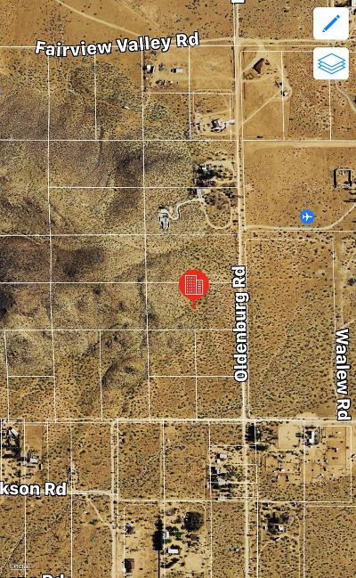 Apple Valley Residential Lots & Land For Sale: Oldenburg Road