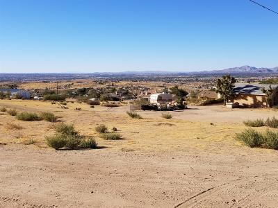 Apple Valley Residential Lots & Land For Sale: Monte Vista Street
