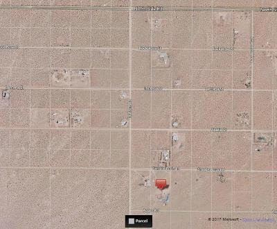 Lucerne Valley Residential Lots & Land For Sale: 36163 Smoke Bush Road