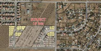 Victorville Residential Lots & Land For Sale: Mesa Linda Street