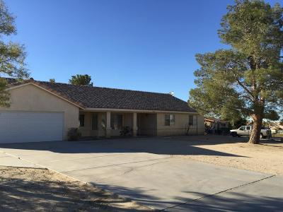 Victorville Single Family Home For Sale: 15646 Topango Road