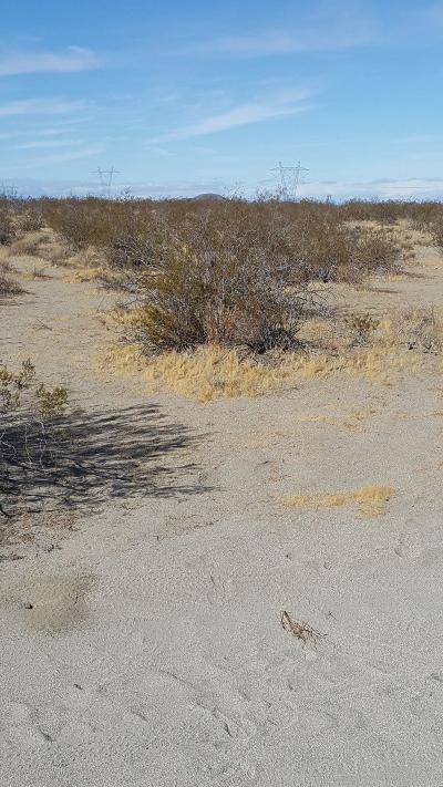 Pinon Hills Residential Lots & Land For Sale: Colorado Road