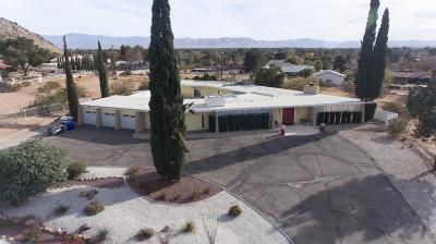 Apple Valley Single Family Home For Sale: 20201 Rancherias Road