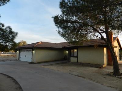Single Family Home For Sale: 15448 Apple Valley Road