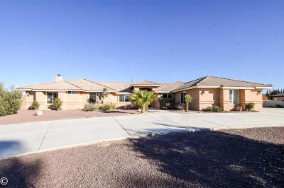 Apple Valley Single Family Home For Sale: 13523 Rincon Road
