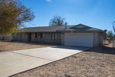 Hesperia Single Family Home For Sale: 14943 Wells Fargo Street