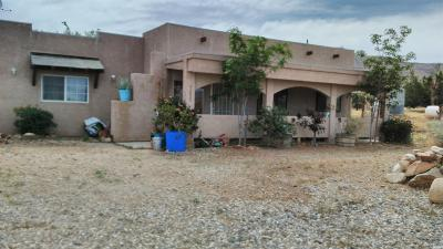 Apple Valley Single Family Home For Sale: 7255 Ord View Road