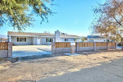 Apple Valley Single Family Home For Sale: 13851 Lakota Road