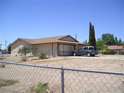 Victorville Single Family Home For Sale: 14283 Maricopa Road