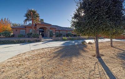 Apple Valley Single Family Home For Sale: 18887 Tamarac Road