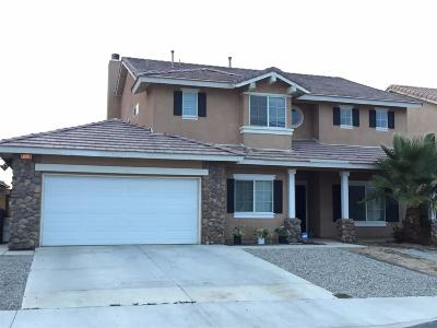 Victorville CA Single Family Home For Sale: $274,500