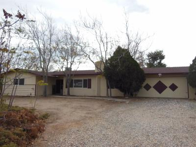 Hesperia Single Family Home For Sale: 16005 Mesquite Street