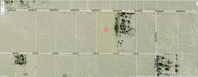 Lucerne Valley Residential Lots & Land For Sale: E. End Road