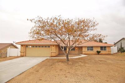Hesperia Single Family Home For Sale: 7807 Windsor Avenue