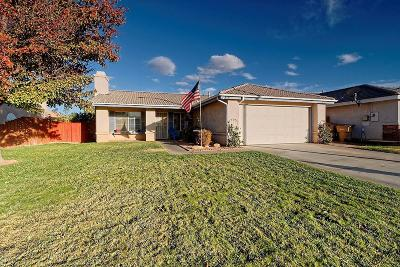 Hesperia Single Family Home For Sale: 8441 Dove Creek Trail
