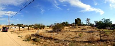 Victorville Residential Lots & Land For Sale: 16715 Hughes Road