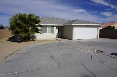 Barstow Single Family Home For Sale: 681 Rimrock Road