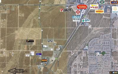 Hesperia Residential Lots & Land For Sale: Cedar Street