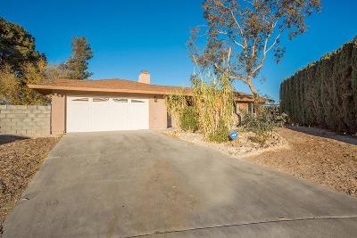 Victorville Single Family Home For Sale: 15961 Fresno Place