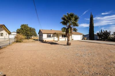 Hesperia Single Family Home For Sale: 14736 Yucca Street