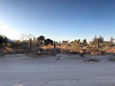 Phelan Residential Lots & Land For Sale: 11624 White Road