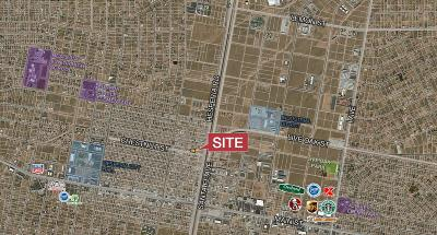 Hesperia Residential Lots & Land For Sale: Chestnut Street