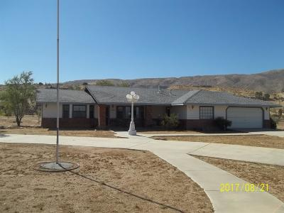 Apple Valley Single Family Home For Sale: 22139 Moonbeam Trail