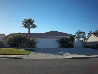 Victorville Single Family Home For Sale: 12590 Lucero Street