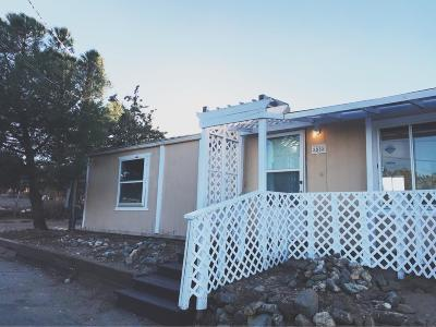 Pinon Hills Single Family Home For Sale: 8888 Sky Line Drive