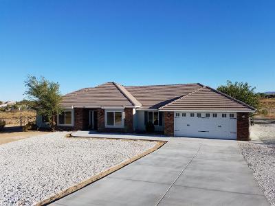 Hesperia Single Family Home For Sale: 11061 E Avenue