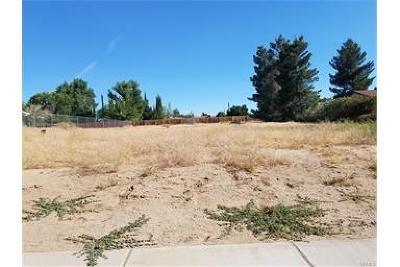 Victorville Residential Lots & Land For Sale: Nisqualli Road