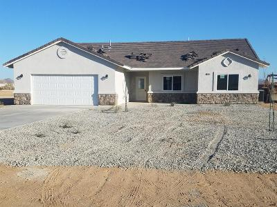 Apple Valley Single Family Home For Sale: 22224 Lone Eagle Road