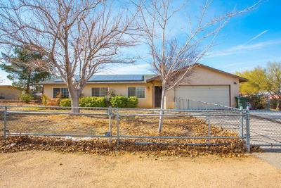 Victorville Single Family Home For Sale: 15772 Heatherdale Road